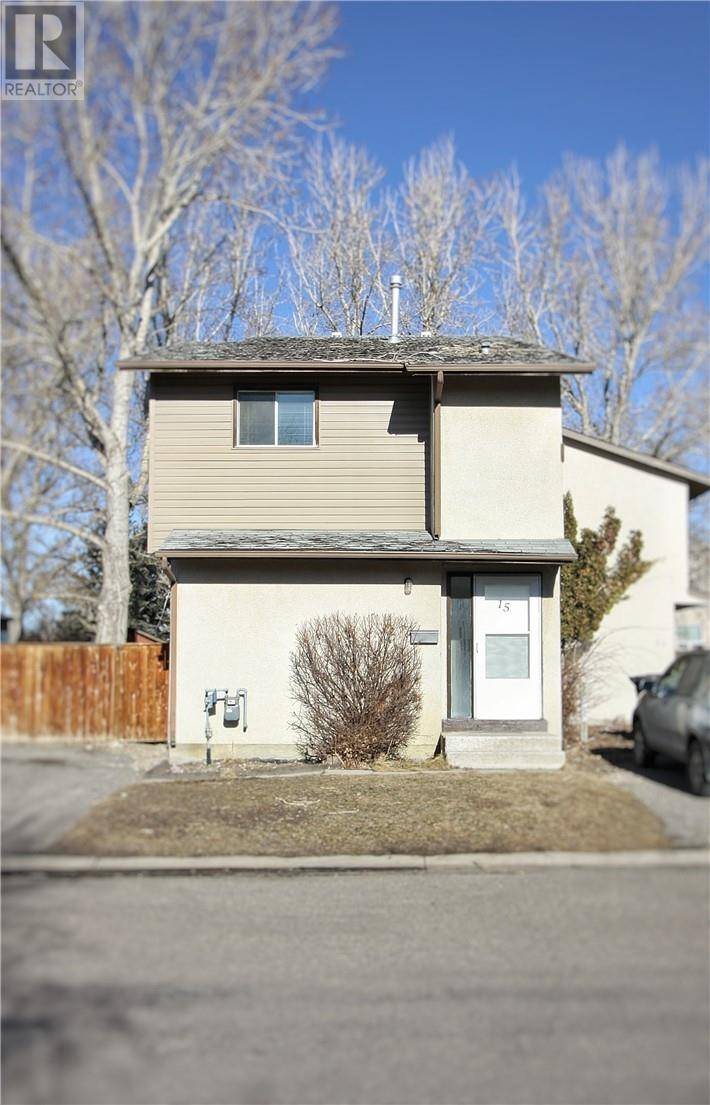 Townhouse for sale at 15 Columbia Pl W Lethbridge Alberta - MLS: ld0189849