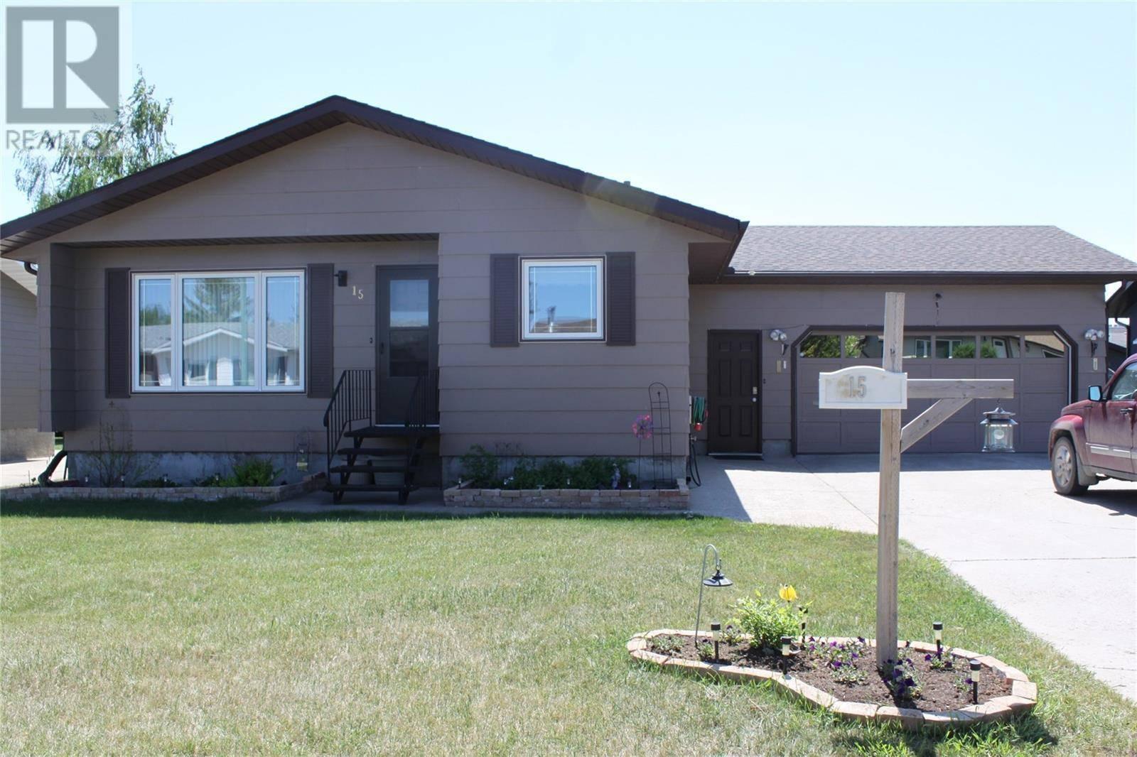 House for sale at 15 Combe Ave Melville Saskatchewan - MLS: SK768280