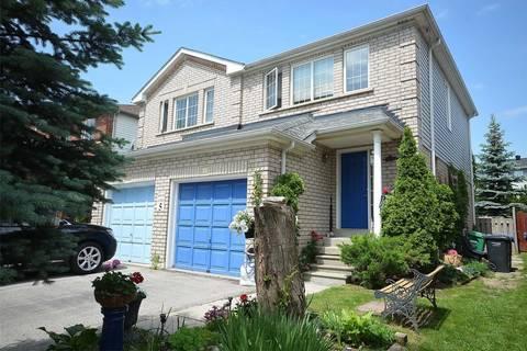 Townhouse for sale at 15 Cordgrass Cres Brampton Ontario - MLS: W4491214