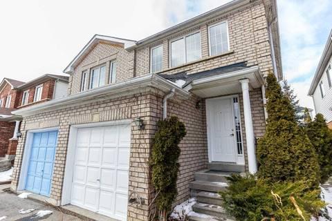 Townhouse for sale at 15 Cordgrass Cres Brampton Ontario - MLS: W4698284