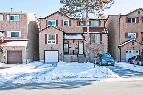 Townhouse for sale at 15 Cottonwood Ct Markham Ontario - MLS: N4699358
