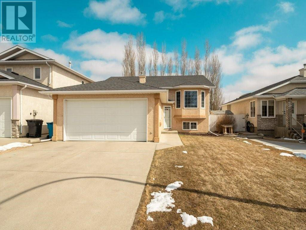 House for sale at 15 Cougar Cres N Lethbridge Alberta - MLS: ld0191888