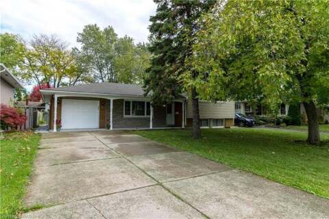 House for sale at 15 Crestcombe Rd St. Catharines Ontario - MLS: 40012308