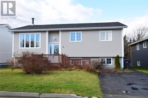 House for sale at 15 Crocker Pl Mount Pearl Newfoundland - MLS: 1196568