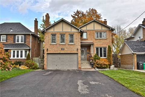 House for sale at 15 Cumberland Dr Mississauga Ontario - MLS: W4629487