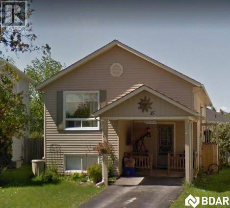 House for sale at 15 D'ambrosio Dr Barrie Ontario - MLS: 30736988