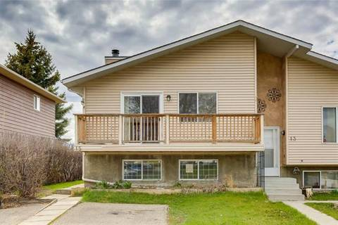 Townhouse for sale at 15 Deermeade Rd Southeast Calgary Alberta - MLS: C4244667