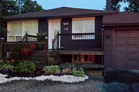 House for sale at 15 Dixon Rd Toronto Ontario - MLS: W4446766