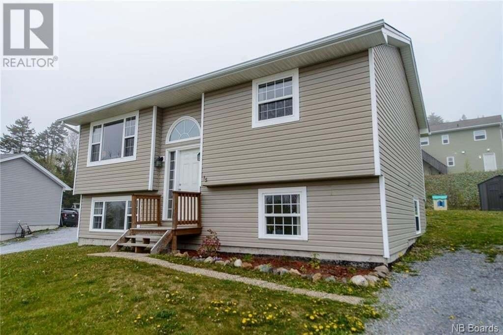 House for sale at 15 Dolly Dr Saint John New Brunswick - MLS: NB043965