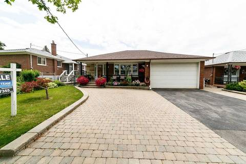 House for sale at 15 Dundee Dr Toronto Ontario - MLS: W4504674