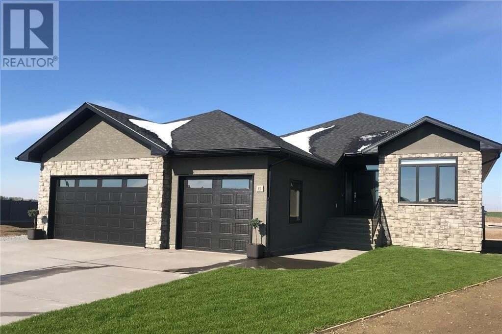 House for sale at 15 Dunes Li Southwest Desert Blume Alberta - MLS: MH0149688