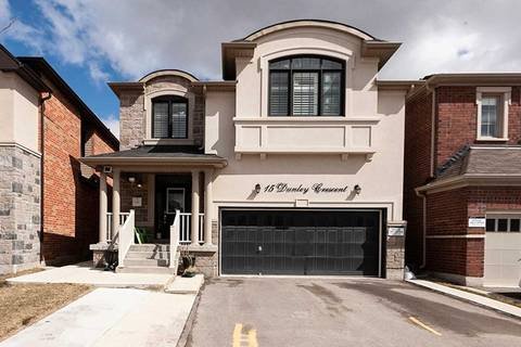 House for sale at 15 Dunley Cres Brampton Ontario - MLS: W4415996