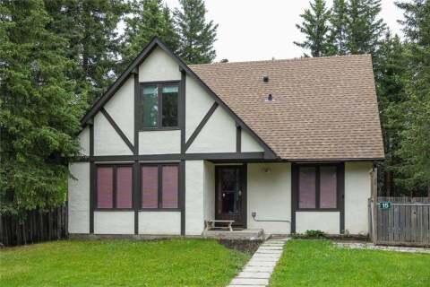 House for sale at 15 Echlin Ct Bragg Creek Alberta - MLS: C4304792