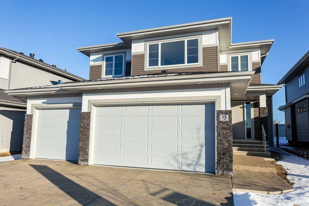 House for sale at 15 Elaine St St. Albert Alberta - MLS: E4189048