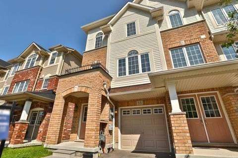 Townhouse for sale at 15 England Terr Hamilton Ontario - MLS: X4474274