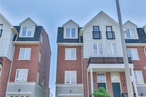 Townhouse for sale at 15 Ethel Bell Terr Toronto Ontario - MLS: E4518013