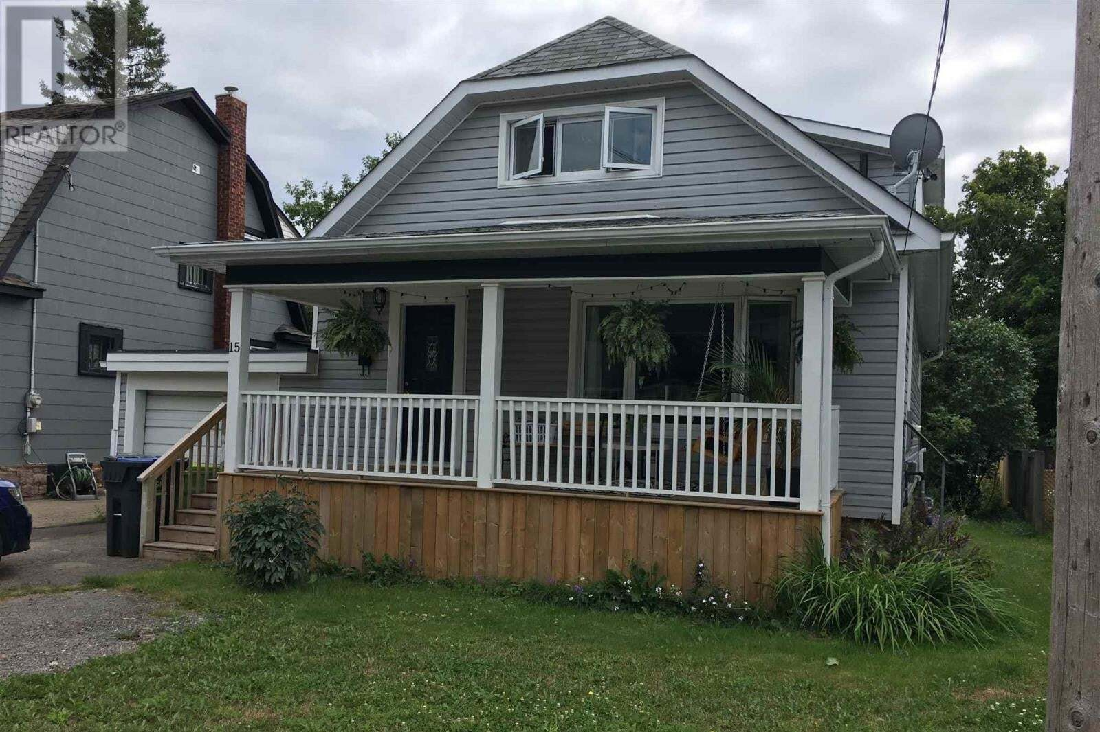 House for sale at 15 Euclid Rd Sault Ste. Marie Ontario - MLS: SM129361