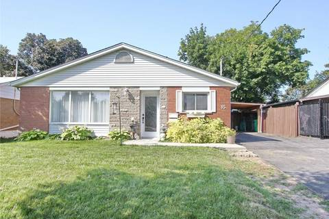 House for sale at 15 Fairfield Ave Brampton Ontario - MLS: W4513985