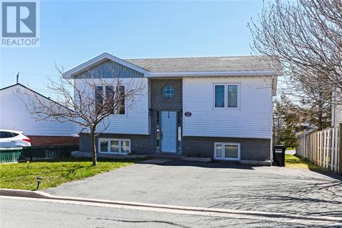 House for sale at 15 Firdale Dr St. John's Newfoundland - MLS: 1196928