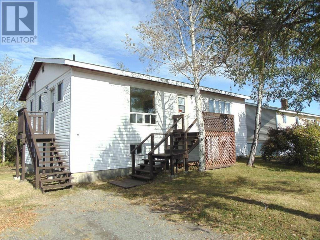 House for sale at 15 Fourth Ave Badger Newfoundland - MLS: 1184996
