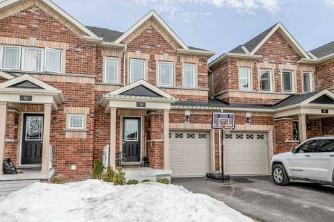 Townhouse for sale at 15 Frank's Wy Barrie Ontario - MLS: S4718827