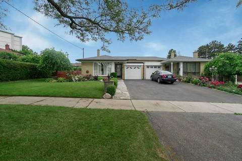 Townhouse for sale at 15 Frankton Cres Toronto Ontario - MLS: W4537849