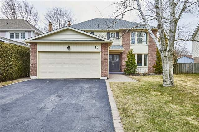 Sold: 15 Frost Drive, Whitby, ON