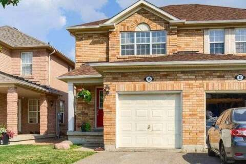 Townhouse for sale at 15 Garibaldi Dr Brampton Ontario - MLS: W4822960