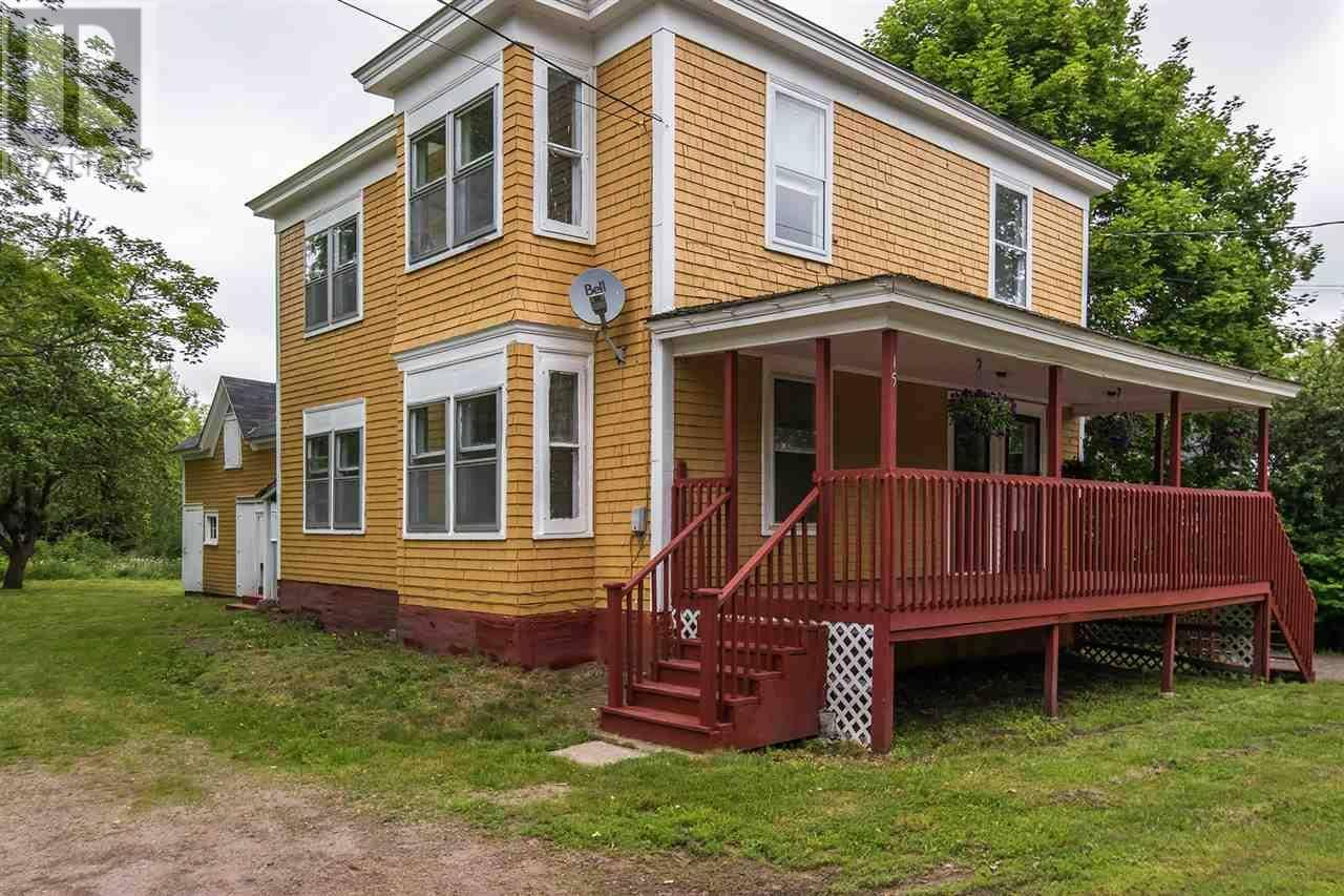 Townhouse for sale at 15 George St Middleton Nova Scotia - MLS: 201914756
