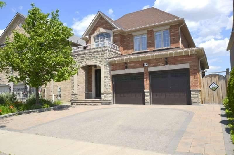 House for sale at 15 Giordano Wy Vaughan Ontario - MLS: N4578170