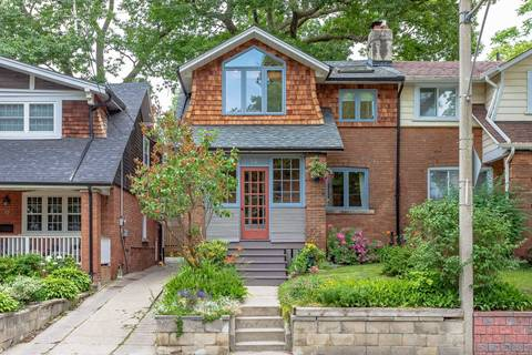 Townhouse for sale at 15 Glenmount Park Rd Toronto Ontario - MLS: E4517375