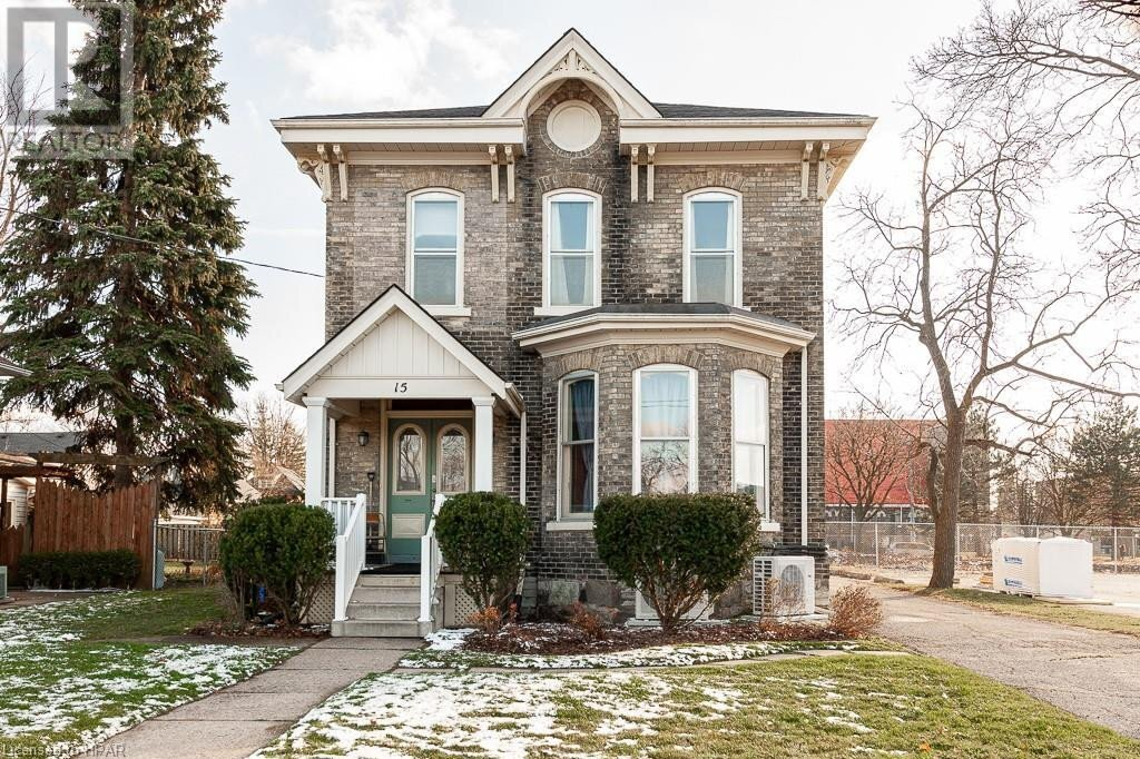Townhouse for sale at 15 Grange St Stratford Ontario - MLS: 40045204