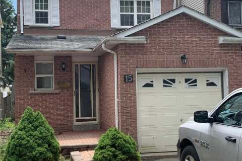 House for sale at 15 Greenfield Cres Whitby Ontario - MLS: E4829483