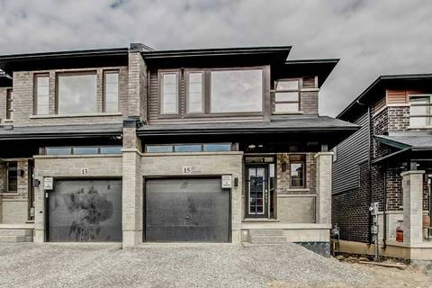 Townhouse for sale at 15 Greenwich Ave Hamilton Ontario - MLS: X4491348