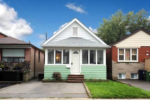 House for sale at 15 Haddon Ave Toronto Ontario - MLS: E4449263