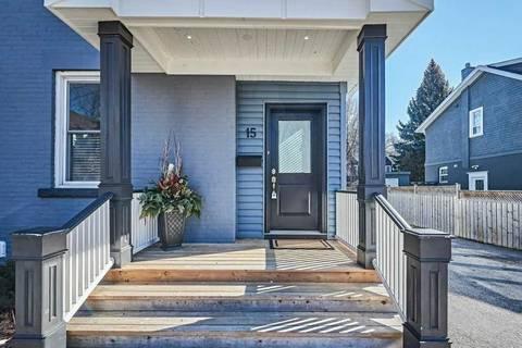 House for sale at 15 Haig Ave Toronto Ontario - MLS: E4715547