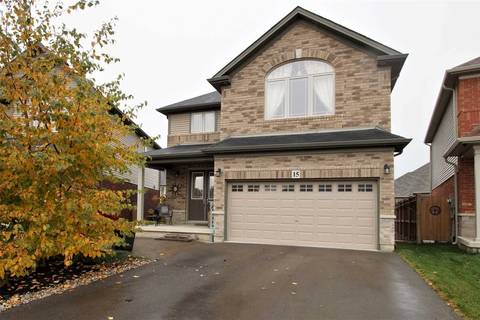 House for sale at 15 Halo Ct Hamilton Ontario - MLS: X4627715