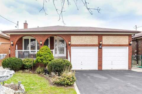 House for sale at 15 Hamer Blvd Toronto Ontario - MLS: W4818650