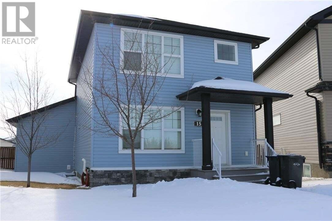 House for sale at 15 Hampton Cres Sylvan Lake Alberta - MLS: ca0189810