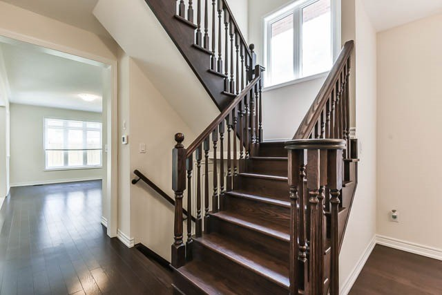 For Sale: 15 Hancock Street, Aurora, ON   4 Bed, 3 Bath Townhouse for $899,000. See 20 photos!