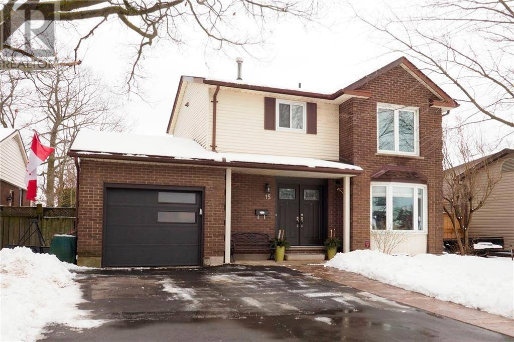 House for sale at 15 Harwood Rd Cambridge Ontario - MLS: 30790194