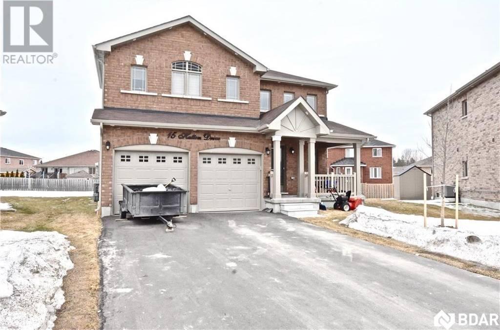 House for sale at 15 Hatton Dr Penetanguishene Ontario - MLS: 30795970
