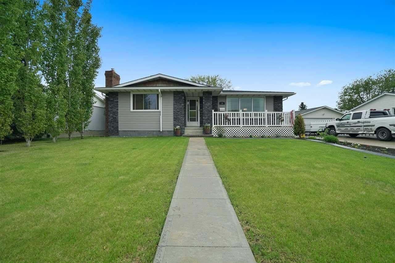 House for sale at 15 Henry Av NW Edmonton Alberta - MLS: E4199497