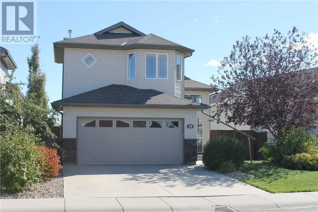 House for sale at 15 Heritage Green W Lethbridge Alberta - MLS: ld0190747