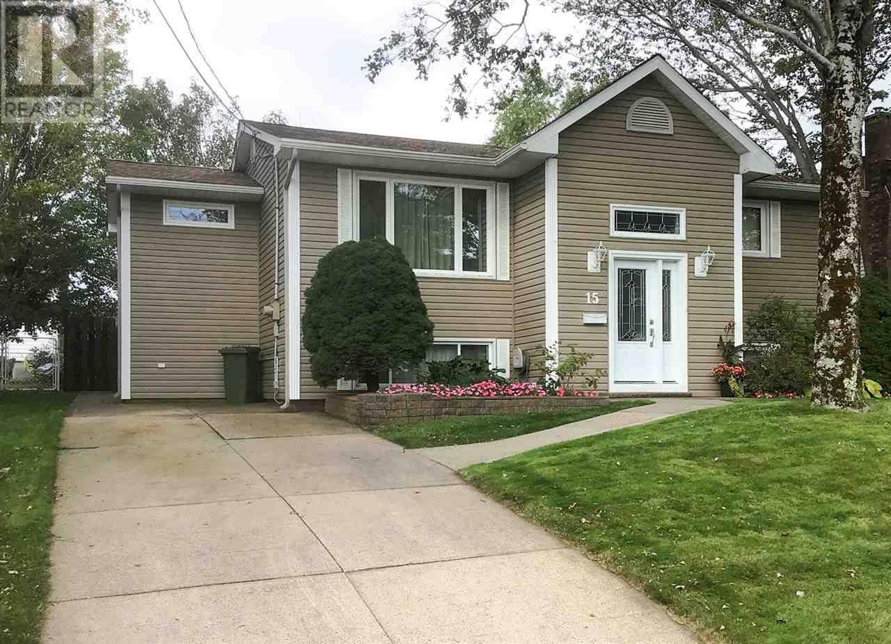 House for sale at 15 Hibernia Ct Dartmouth Nova Scotia - MLS: 202002885