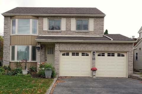 House for sale at 15 Highview Dr Kitchener Ontario - MLS: X4936531