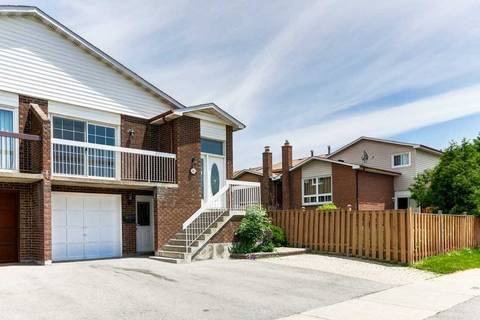 Townhouse for sale at 15 Hockley Path Brampton Ontario - MLS: W4486719