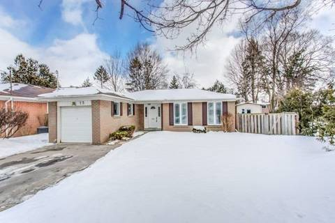 House for sale at 15 Hollybrook Cres Toronto Ontario - MLS: C4377262