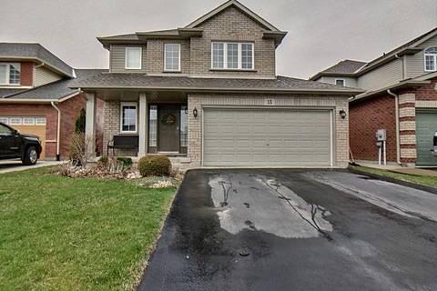 House for sale at 15 Honey Locust Circ Thorold Ontario - MLS: X4421443