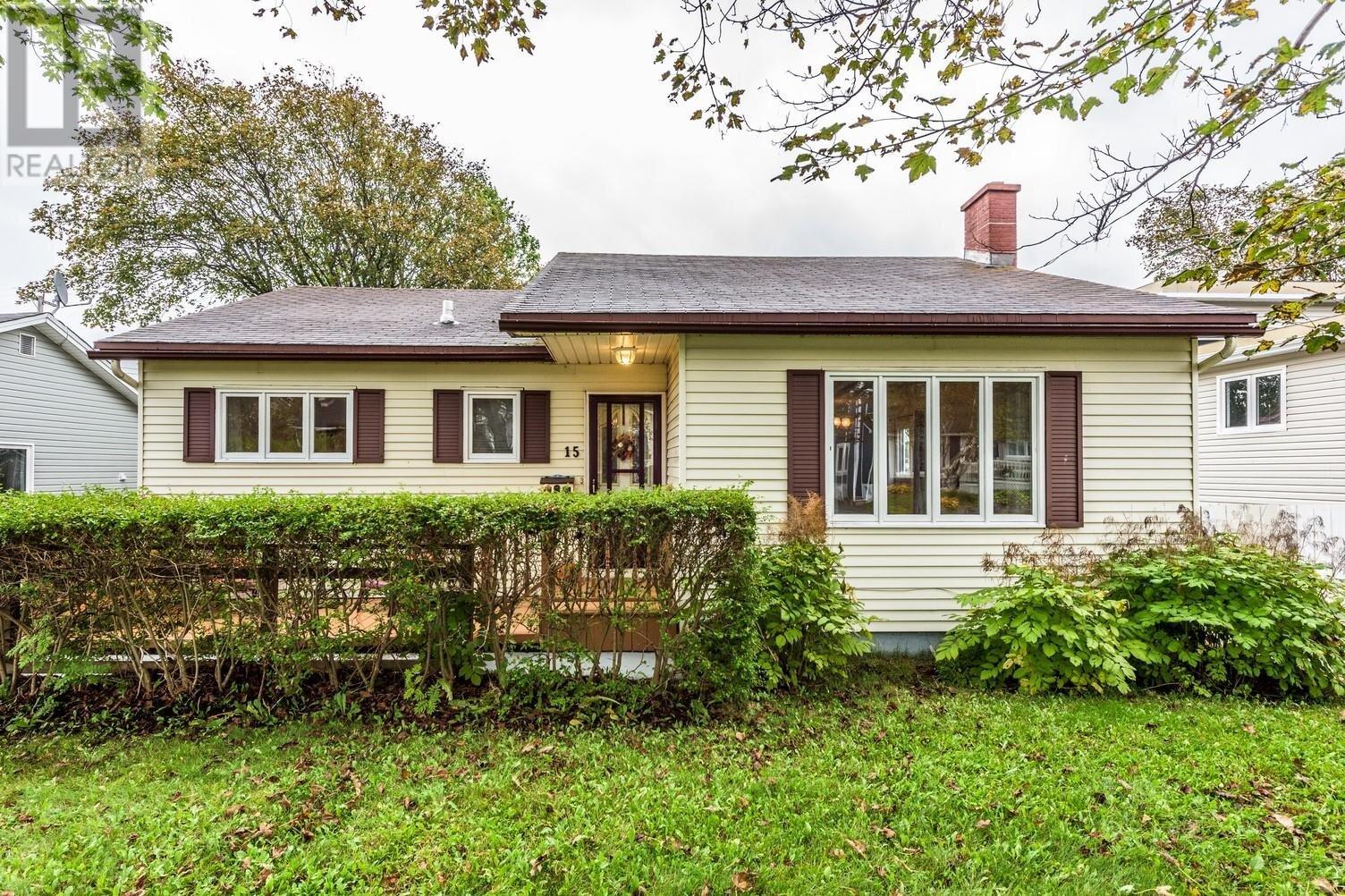 House for sale at 15 Horwood St St. John's Newfoundland - MLS: 1222720